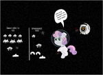 In Space No-Pony Can Hear You Lose by lordcurly972