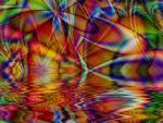 Psychedelic Meltdown by Thelma1