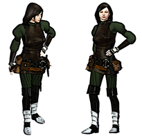 Female Rogue 3 by Seawolf512