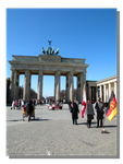 Brandenburger Tor by WillFactorMedia
