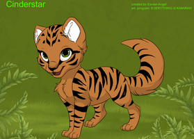 Cinderstar -kitten maker- by Nixhil