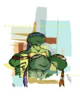 4tmnt by olivercd
