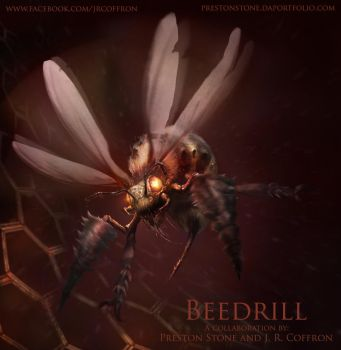 Beedrill by JRCoffronIII