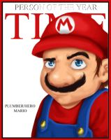 Mario- Person of the Year by thewavertree