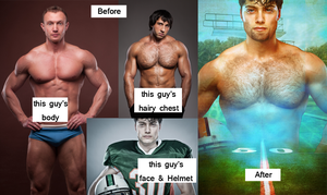 Before-after-football-guy by ajCorza