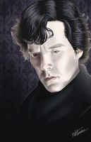 Sherlock by MorganaTheSorceress