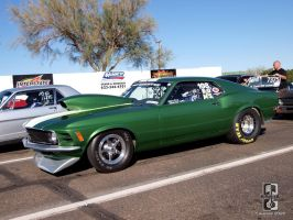 The Emerald Stang by Swanee3