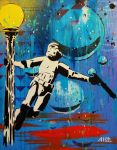 Stormtrooping In The Rain 2 by abcartattack