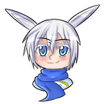 Hitori Chibi (for Sumizu-and-Shualee) by DoctorFabulous