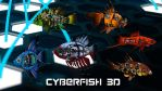 CyberFish 3D for xwidget by jimking