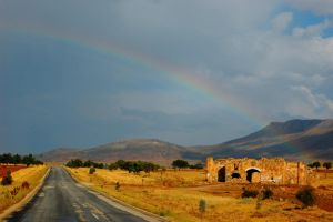 House of the rainbow by shefkey