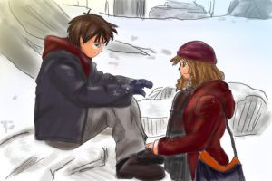 harry and hermione finished by jinyjin