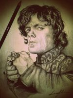 Tyrion Lannister, finished by IamLesFleurs