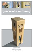 Gamecube Reliquary 2 by Cmr8286