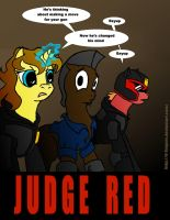 Judge Red by 6-fingers