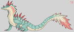 Deviant Lagiacrus by King-Edmarka