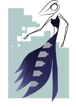 Fashion Illustration 4 by Faded-Phoenix