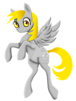 Derpy  by ravenaudron
