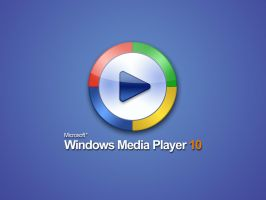 TPDK Media Player 10 - Blue by TPDKCasimir
