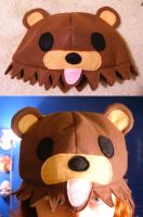 Pedo Bear Hat by Red-Flare