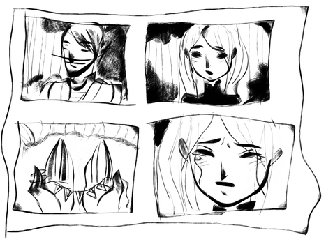tiny panels by Okijnas