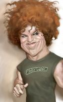 Carrot Top by ARTofANT