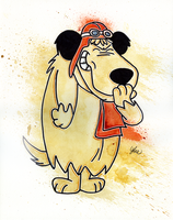 Muttley by LukeFielding