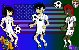 DP: Soccer for FIFA by TsundereViolet-Chan
