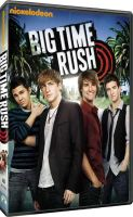 Big Time Rush DVD by DarkElements10