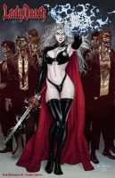 Lady Death: Dark Millennium #1 - Zombie Edition by Ric1975