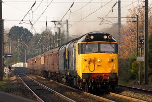 50049 + 50044 Morpeth - Nov 11 by neonwilderness