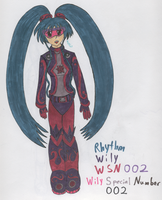 Rhythm-Chan Classic Revisited by Rhythm-Wily
