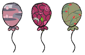 Mystery Balloon Adopts :CLOSED: by PikPik-Adoption