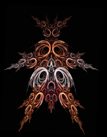 Nemesis Fractal Warrior by XxR3zD3ViLxX