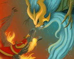 LoL: Clash of the Dragons by Jassylaw
