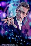 The Twelfth Doctor by Sirenphotos