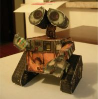 Wall e by Tiffyx