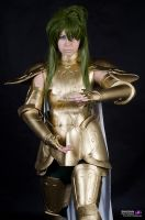 Aquarius No Degel - St Seiya The Lost Canvas by Harker-Cosplay