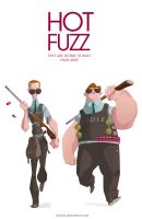 HOT FUZZ by Docilus