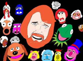 Jim Henson10 by mr-grump