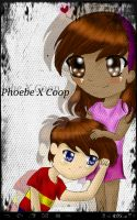Phoebe X Coop by Barielet