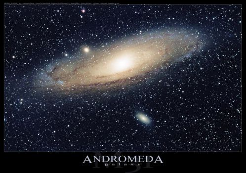 Great Galaxy in Andromeda by LakeFX