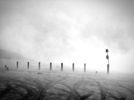 Beachy Mist by lucyparryphotography
