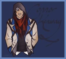 C.Kenway by ReaperClamp