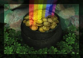 Pot o' Gold by chromosphere