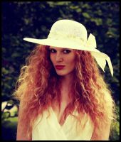 Lady in White I. by Aisa-Mors-Drottning