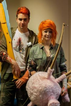 Yorkshire Cosplay Con 5 - Monster Hunter by YorkshireCosplayCon