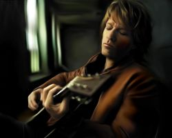 Jon Bon Jovi by Gypsy-Love