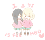 15 Feb. HBD to me by yujy307