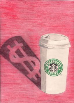 Starbucks by Yttdisaster